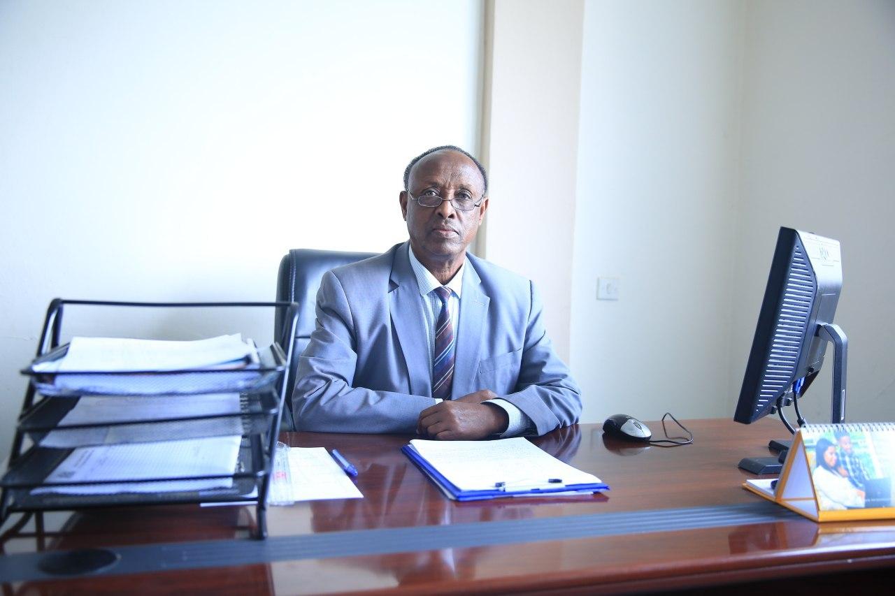 Pastor Bisrat Tadele