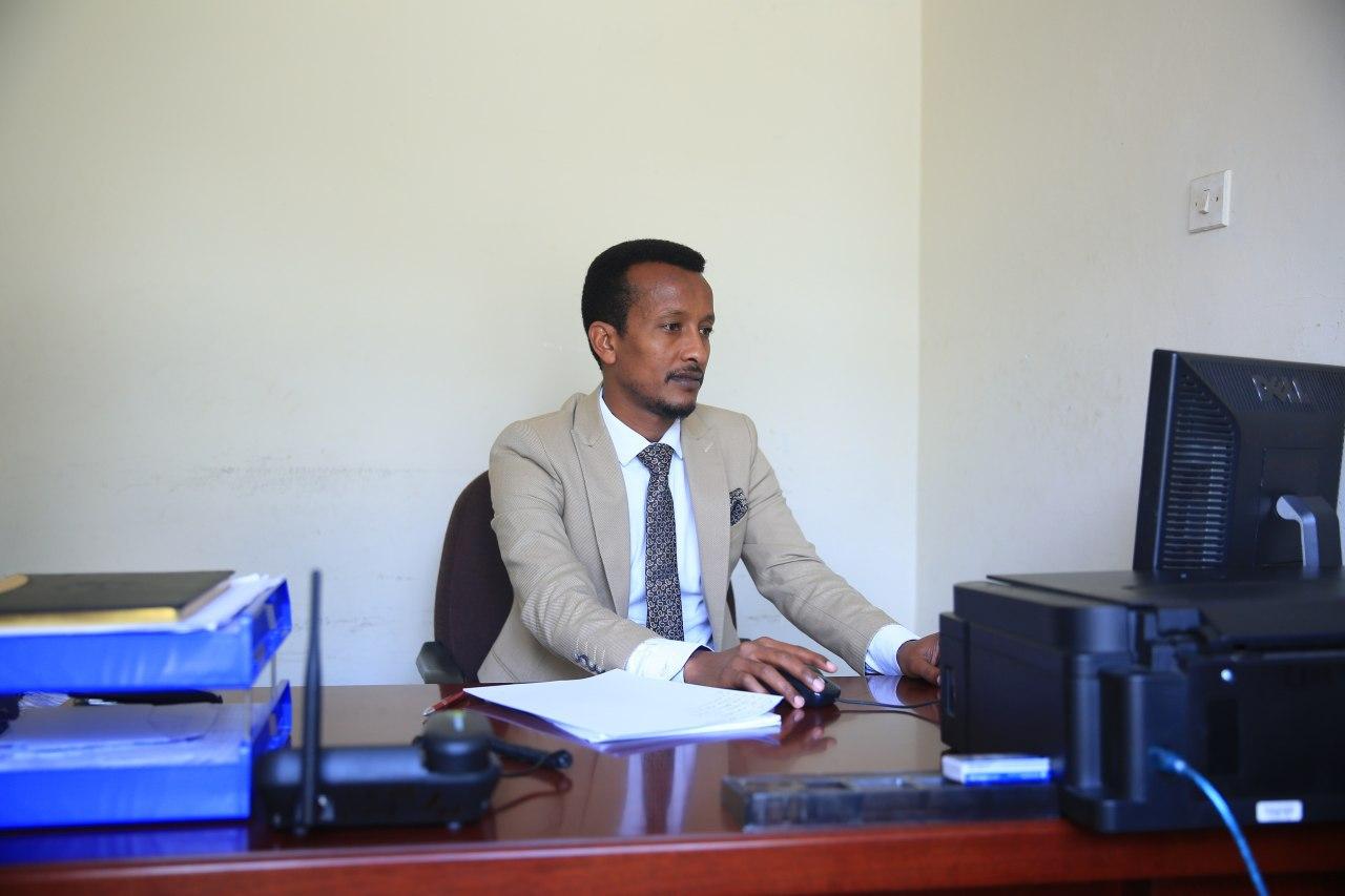 Mr. Tsegaye Befekadu